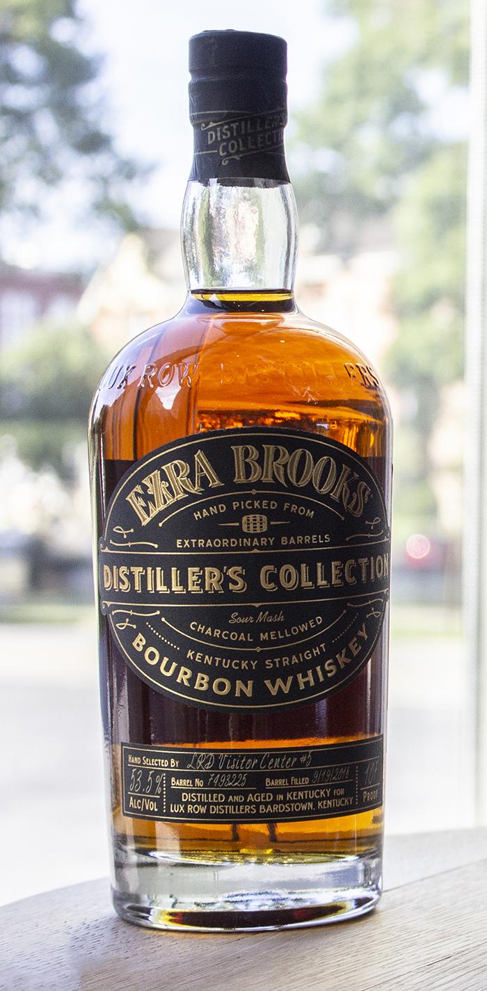 Ezra Brooks Distillers Collection