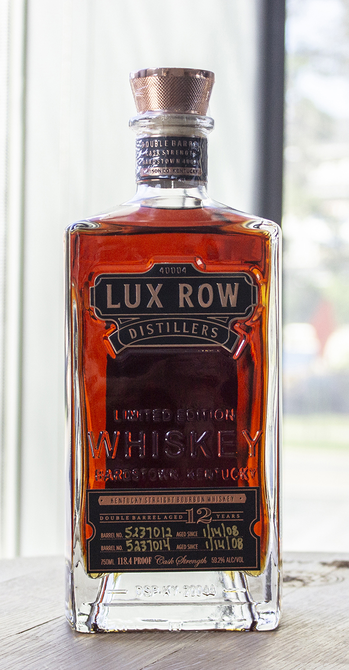 Lux Row Double Barrel 12 Year