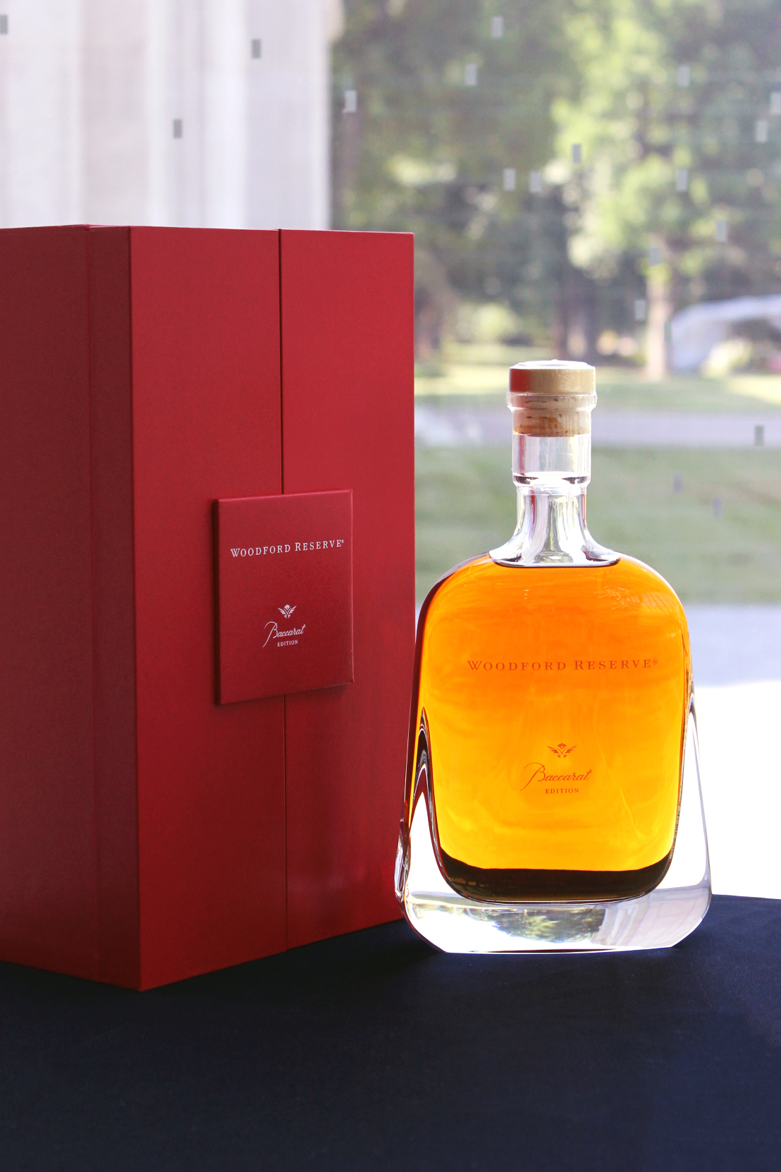 Woodford Reserve Baccarat with box